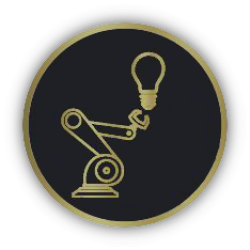 Light Bulb Creativity Icon